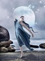 In blu by Flore-stock