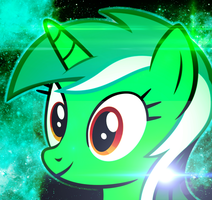 Lyra Heartstrings Icon by DigiRadiance