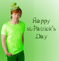 St. Patrick's day Rupert Grind by Ditalion