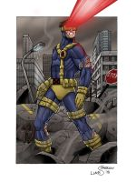 Cyclops by lukesparrow