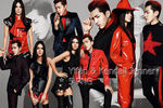 Yifan and Kendall Jenner PNG Pack {Vogue China} by kamjong-kai