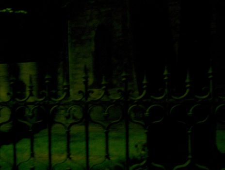 Gothic Fence by jcubic