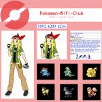 Emm's Trainer Card by North-Creek-Stable