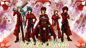 Royal Guard by HensenFM
