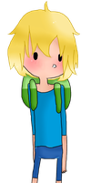 Finn the human me encanta *o* by alexi-mia