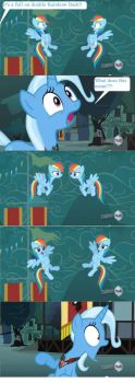 Double the fanfics of course... by Brony4Lyfe1