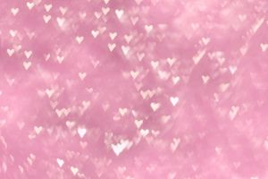 heart pink texture bokeh by erykucciola-sToCk