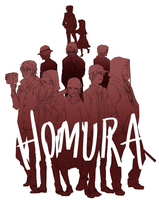 Presenting: HOMRA by shiraa9