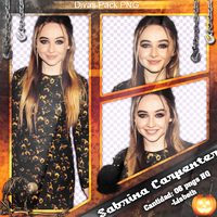 +Sabrina Carpenter 02 By -Lisbeth by liizpnga