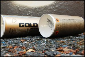 gold montana by RUCgost