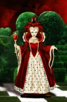 The Red Queen by InertiaK