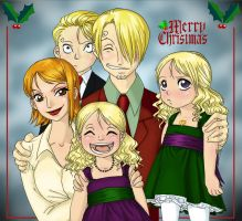 OP: Christmas Card '05 by persephohi