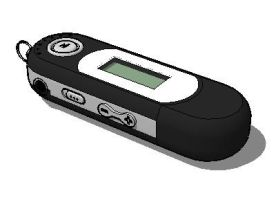 MMD - Mp3 Player by KuraiLilia1998