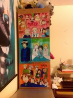 Hetalia- posters that I made by Dhanica02