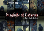 Sieglinde of Catarina Comic by Barukurii