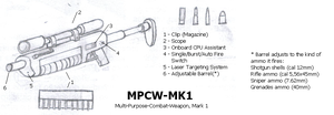 MPCW Mark 1 by MikeGTS