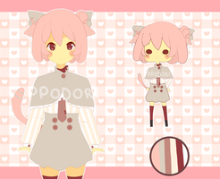 Kemonomimi Adoptable [CLOSED] by ppodori