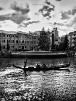 gondolier by pigarot
