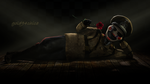 General Marionette (SFM Wallpaper) by gold94chica