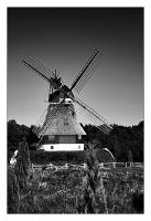 Windmill II by cody29