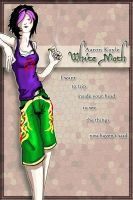 Aaron Kayle: White Moth by Apocalyptic-Bliss
