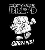 The Walking Bread by FWACATA