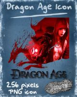 Dragon Age dock icon by nuteduard