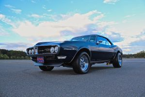 Old SKOOL 68 Firebird 5 by cheapshotlou