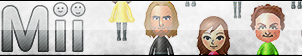 Mii Fan Button (UPDATED) by ButtonsMaker