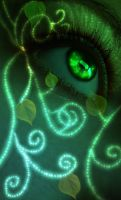 Green Vines by ceciliay