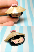 Cute Raiden Charm CONTEST :D by GrandmaThunderpants