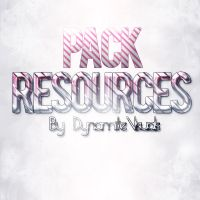 PACK RESOURCES by DynamiteVisuals