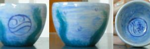 New Water Cup by AndyLongwood
