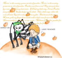 James and the Giant Peach by Fish-Gutz12