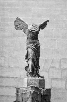 Nike of Samothrace by Shutter-Buged