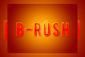 B-rush-banner for team by Marsel95