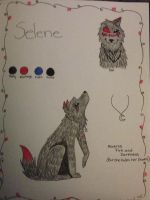 Selene's ref (updated) by SeleneWolf25