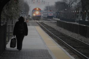 Waiting on the Train 12-31-12 by eyepilot13