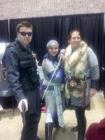 Hamilton Comicon - The LARP-ers by TheWarRises