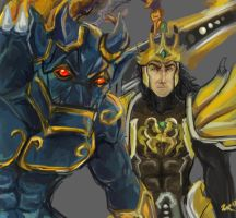 The Will of Demacia by Corrupt-Jarvan-V