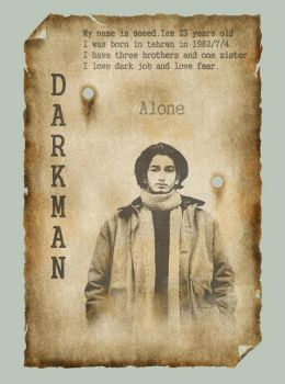 Darkman by darkman62