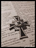 Nazi Medal by silverhawthorn