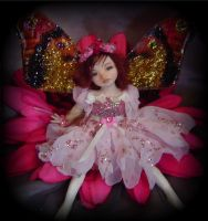 Sugar OOAK Fairy by LindaJaneThomas