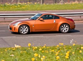 Nissan 350Z by DundeePhotographics