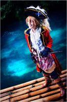 APH: Charming Captain by sabrelupe