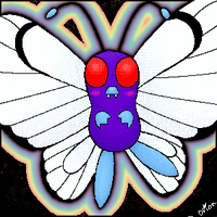 Butterfree by Eevee4Ever