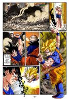 Dragon Ball trial by Txikimorin