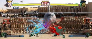 street fighter RAF background by saveloy1