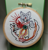 (34/365) Amaterasu by CutiePoppers