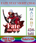 Fate Stay Night(2014) - Anime icon by azmi-bugs